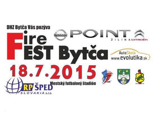 Fire Fest Bytča
