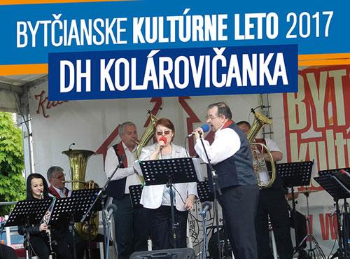BKL 2017 - DH Kolárovičanka