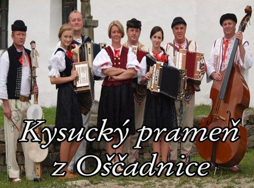 Kysucký prameň z Oščadnice a ich hostia