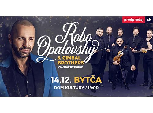 Robo Opatovsky & Cimbal Brothers